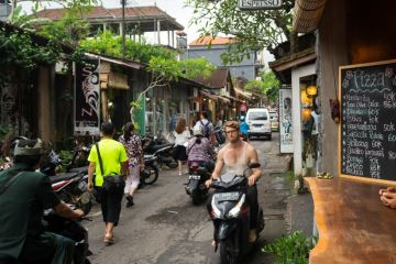 Expat Crashes Motorcycle After Phone Snatched In Viral Video