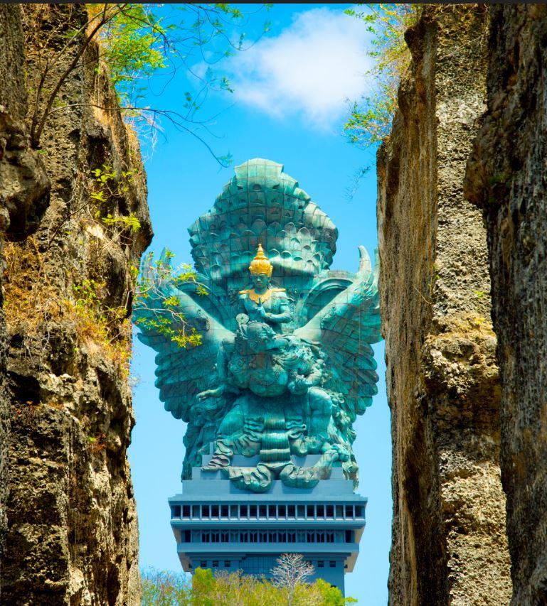 GWK Statue Bali