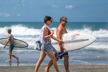 Bali Gov't Prepares To Reopen Borders For International Tourists