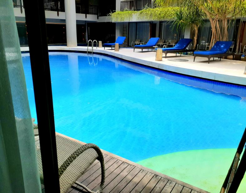 Four Points By Sheraton Kuta Room View