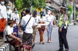 Bali Gov't: Citizens Refusing Covid-19 Vaccination Will Be Punishable By Law