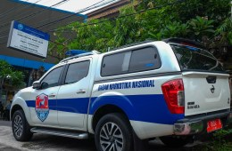 Suspects Arrested For Possession Of Narcotics And Firearms In Bali