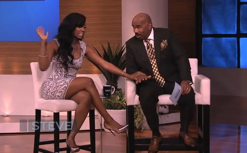 Steve Harvey s Relationships