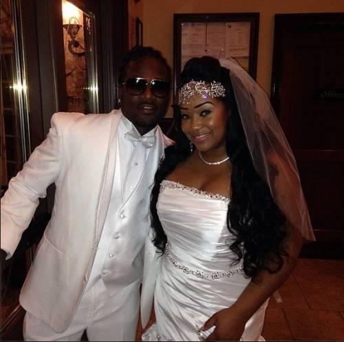 adam-pacman-jones-wife-Tishana Holmes -wedding-photos
