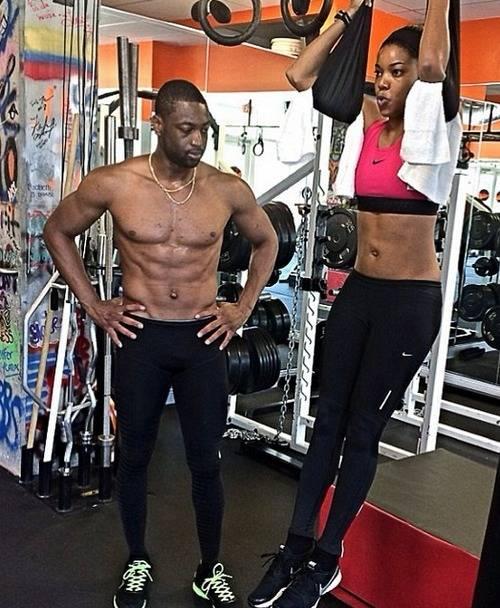 Dwyane Wade Workout: The Baller Life - BallerWives.com - Part 5