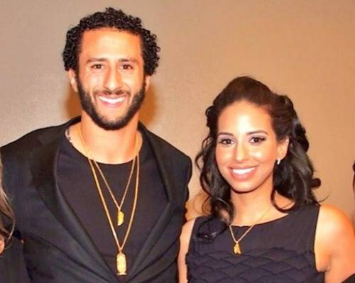 colin-kaepernick-girlfriend-nessa-diab-pics-photos