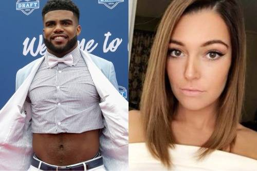 Ezekiel-Elliott-ex-girlfriend-Tiffany-Thompson-pics-photos-