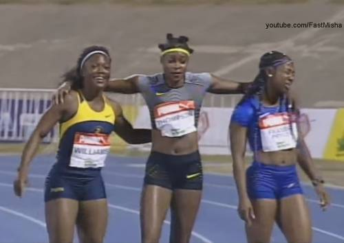elaine-thompson-wins-womens-100-meters-video