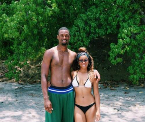 harrison-barnes-girlfriend-fiancee-britt-johnson-pics-photos