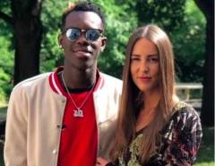 Congratulations: Dennis Schroder And Fiancee Ellen Ziolo Announce The Birth Of Their New Baby Boy! (Photos)