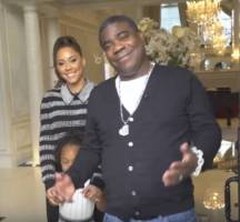 See Inside Tracy Morgan's Incredible 22,000 Sq. Ft. New Jersey Mansion (Video)
