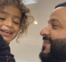 DJ Khaled Talks Fatherhood, New Album And Spending Time With Nipsey Hussle Days Before His Death. (Video)