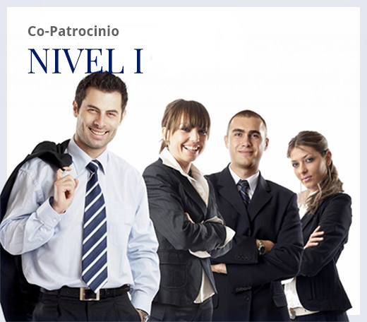Copatrocinio Nivel 1