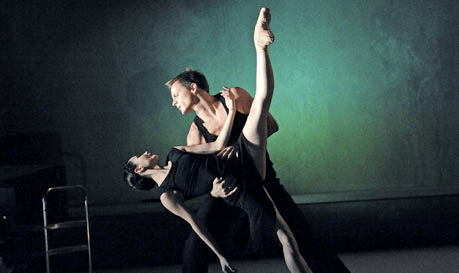 Tamara Rojo & Thomas Whitehead in Goldberg. Photo: Tristam Kenton souce: the Guardian. Copyright belong to respective owners