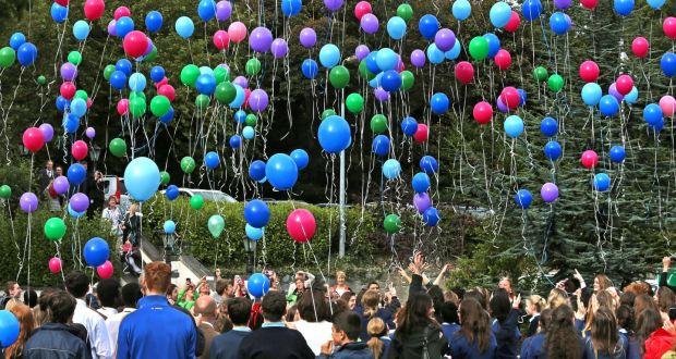 Balloon Releases  Balloon Blast