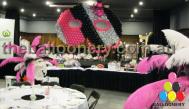 Giant Masquerade Mask for a Masquerade Party