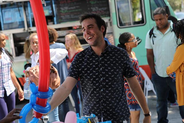 Sean The Balloon Guy