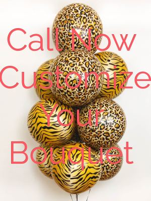 Call Now to Customize Your Balloon Bouquet