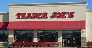 Nearly 4% of Trader Joe's profit from groceries you crushed while bagging