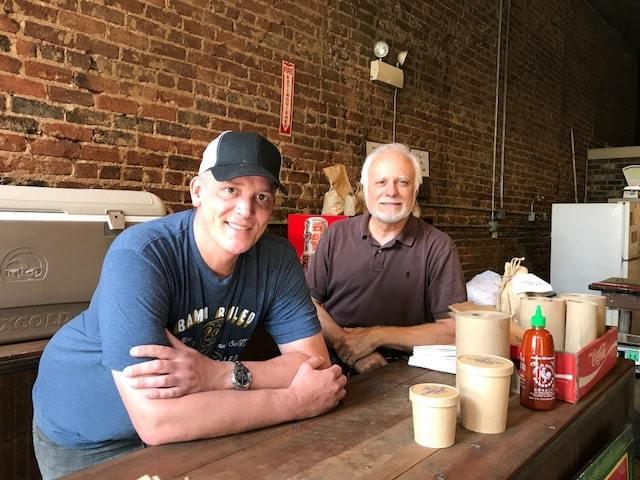 Owners At Alabama Peanut Co