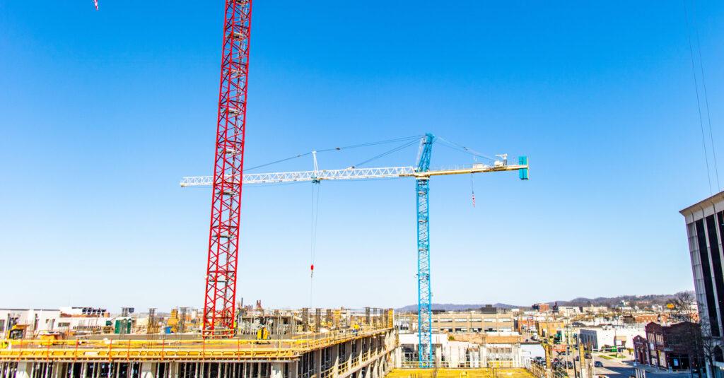 Construction In Birmingham