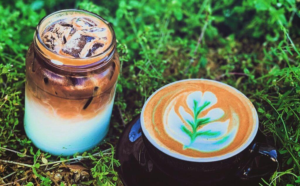 Mama Mocha'S Latte