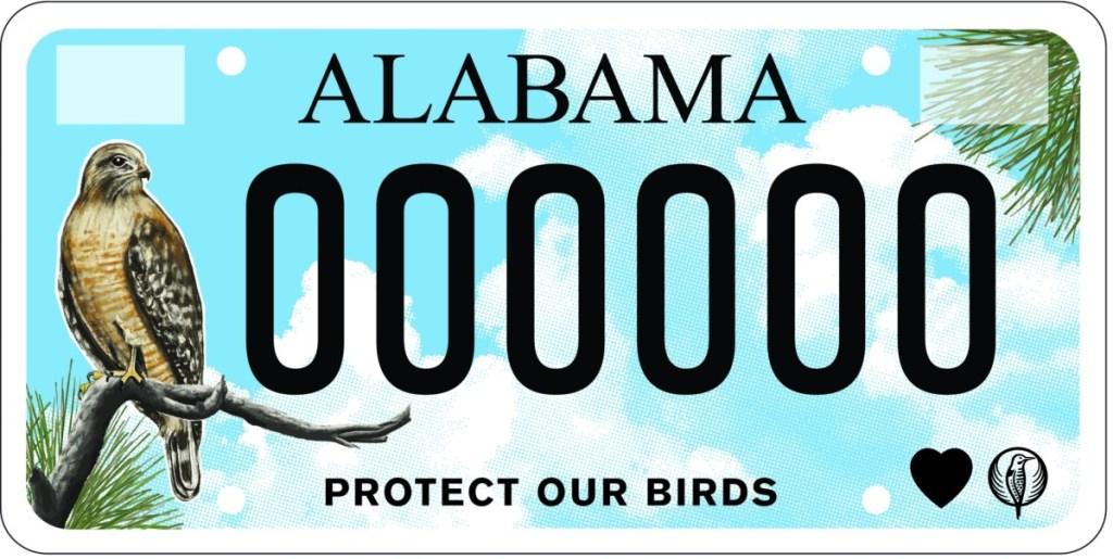 Alabama Audubon Tag