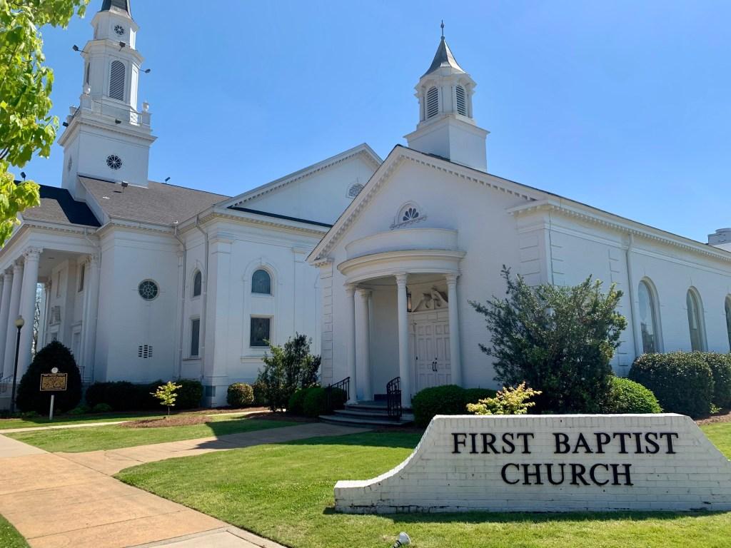 First Baptist Opelika