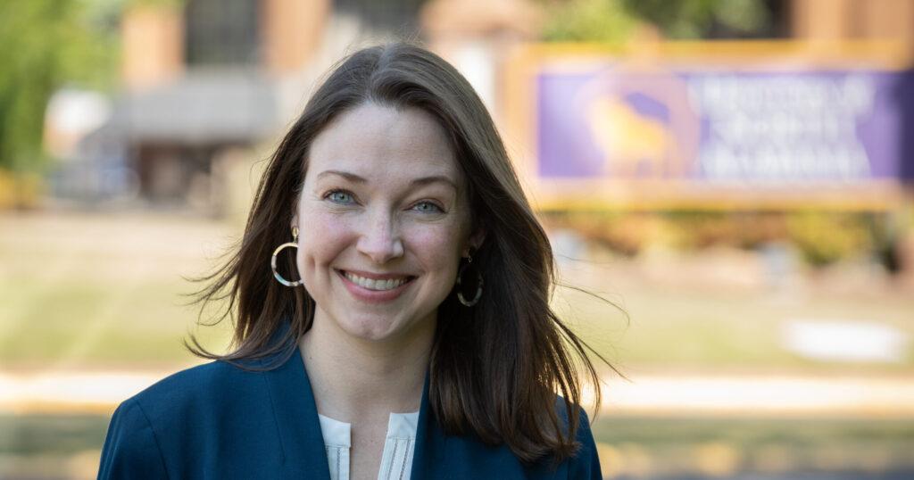 Dr. Erin Gillespie Of Una'S Edba