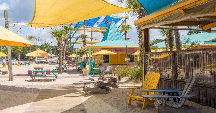 173962037 10159063573902713 6883715657171003241 N Beach, Gulf Coast, Gulf Shores, Orange Beach, Outdoor Dining, Outdoor Seating Restaurants, Restaurants