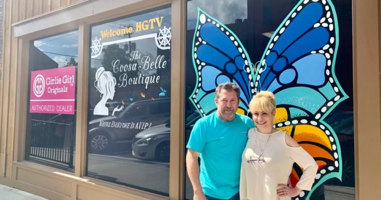 """See how HGTV's """"Home Town Takeover"""" impacted these Wetumpka businesses"""