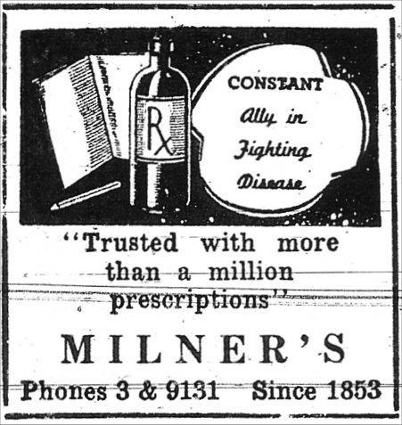 Milner-Rushing Drugs