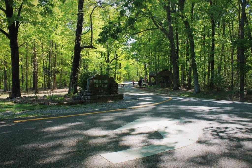 Monte Sano State Park Huntsville