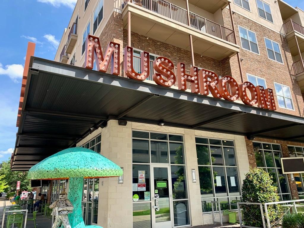 Mellow Mushroom Montgomery