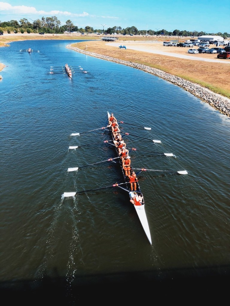 Rowing The Black Warrior River