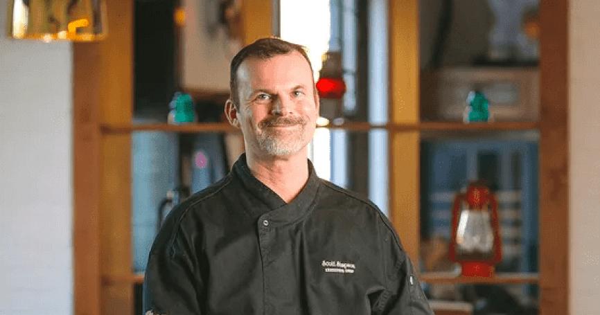 Chef Scott Simpson