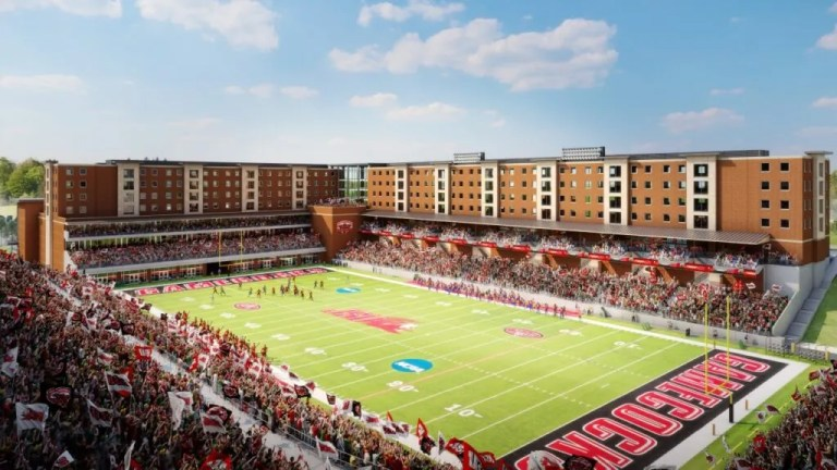 Jacksonville State University approves  million renovation to stadium