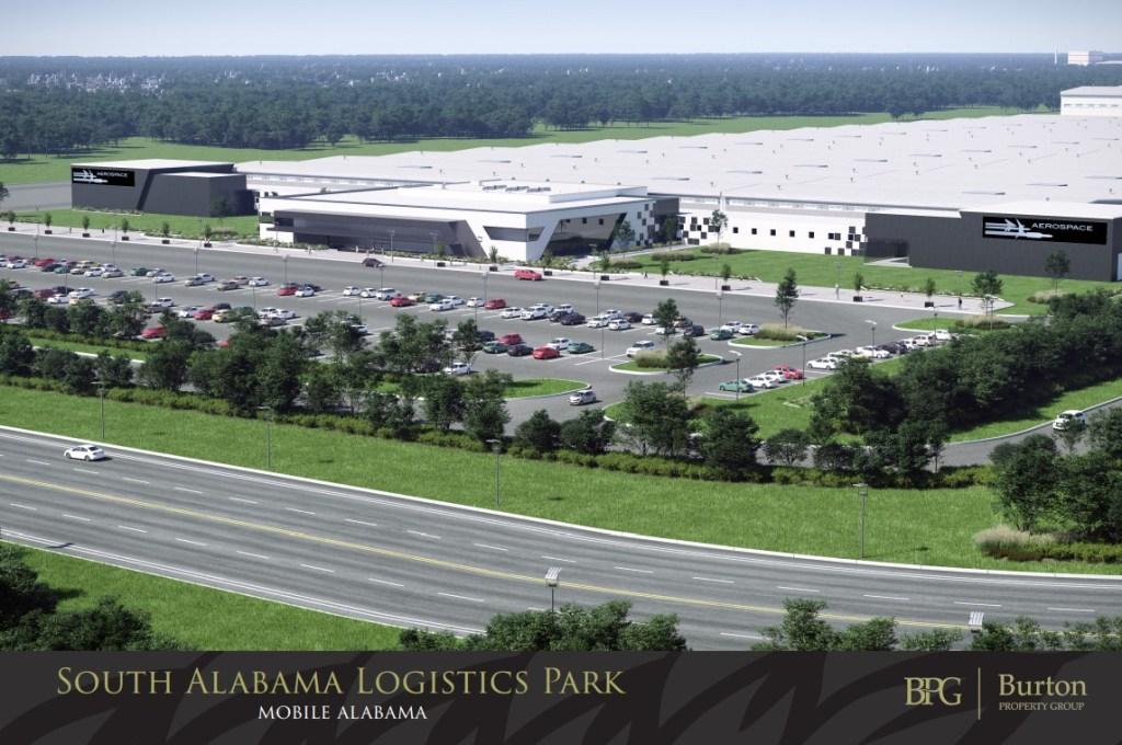 South Alabama Logistics Park