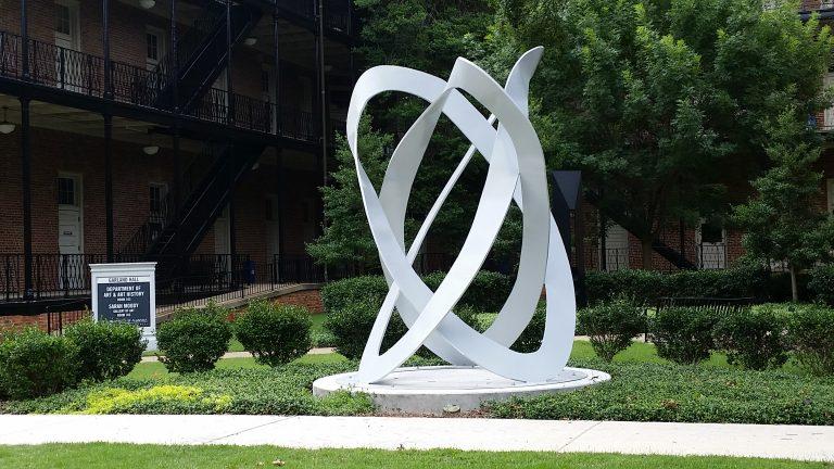 Sculptures In Tuscaloosa