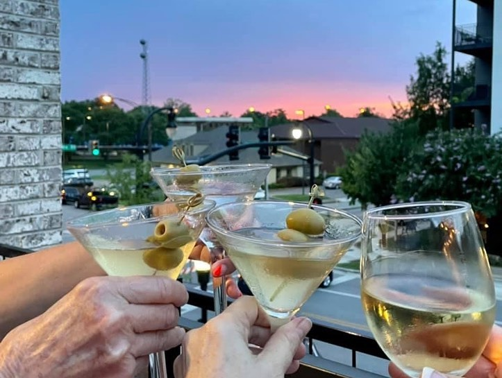 Cocktails And A View Hsv