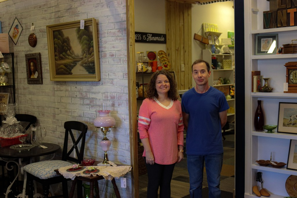 Christy &Amp; Jerry Guys Of Home Again Antiques