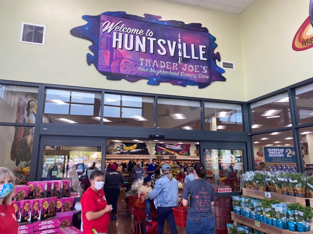 Trader Joe'S In Huntsville