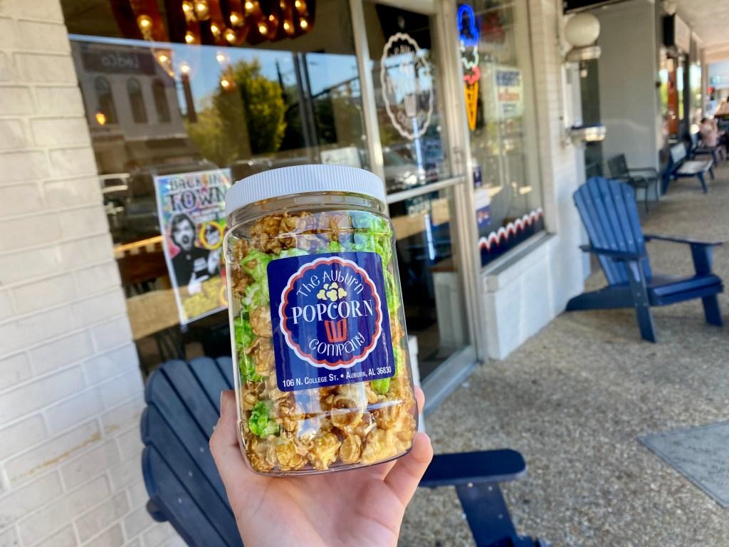 Auburn Popcorn Co.