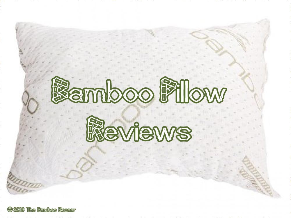 Bamboo Pillow Reviews A Guide to the Best Nine of 2018