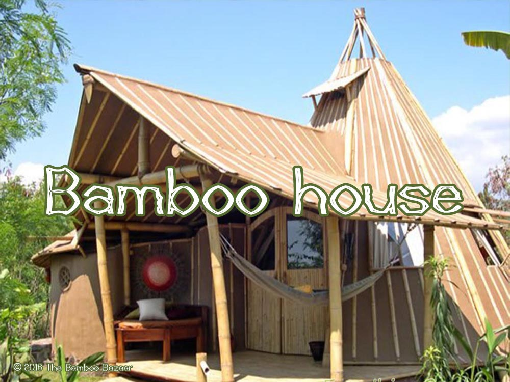 Bamboo house complete advice to construct an ecofriendly