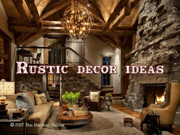 Rustic Ideas Guide Transform Home