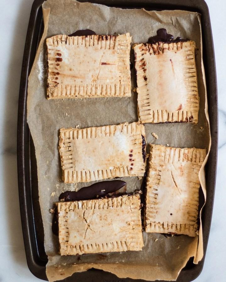 unbaked gluten free pop tarts