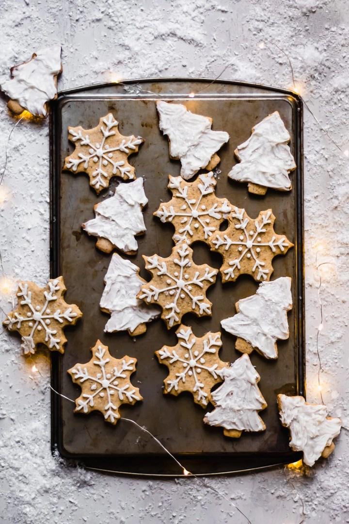 tray of sugar cookies
