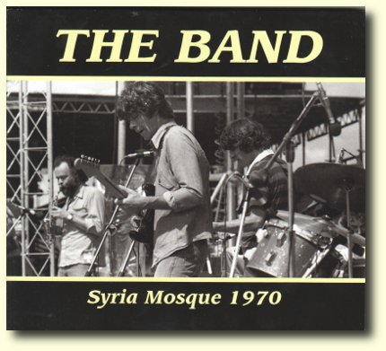chair back covers round bamboo the band: syria mosque 1970