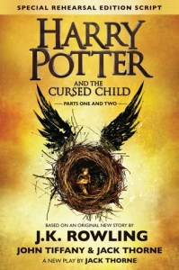 Book Review (and Discussion): Harry Potter and the Cursed Child